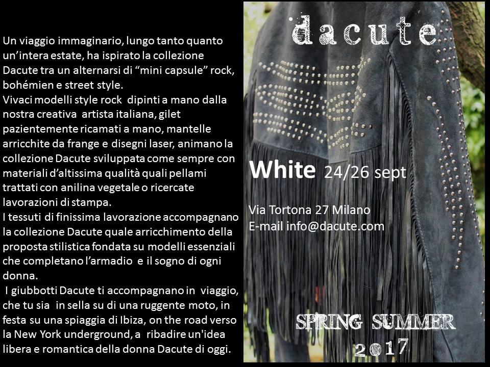 white  Dacute SS 2017 BIS
